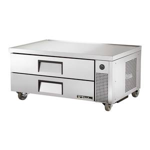 True 52in Stainless Steel Chef Base Cooler - TRCB-52