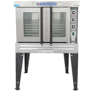Bakers Pride Cyclone Convection Oven Nat Gas Full Size 5 Racks - BCO-G1