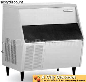 Scotsman 300lb Ice Maker Self Contained Flake Ice Machine - AFE325AS-1B