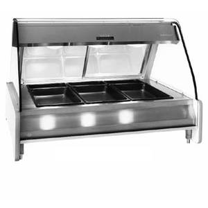 Alto-Shaam HN2-48/P-SS 50 Halo Heat Deli Self Service Hot Food Buffet Display Case