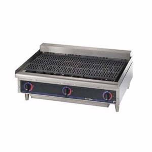 Star-Max Counter 36in Electric Char-Broiler - 5136CD