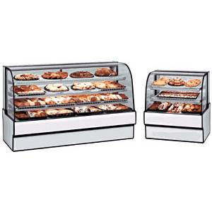CGD5048 Federal 50in x 48in Non-Refrigerated Bakery Case