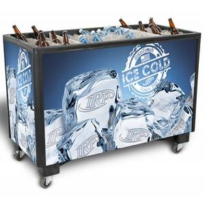 IRP Frost Box XL Portable Beverage Merchandiser 24in x 36in - IRP-065