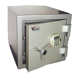 BSF30E Bull Safes Fire Resistant Safe w Elec Lock