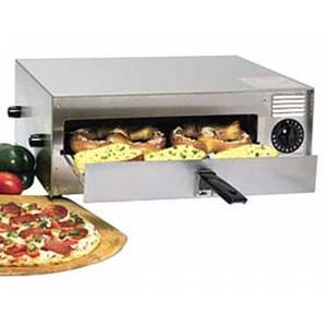 Wisco 412-5-NCT Counter Top Commercial Electric Pizza Oven 12 Frozen Pizzas