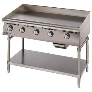Star 860MA Ultra-Max Countertop 60in Manual Control Gas Griddle