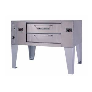 Bakers Pride SuperDeck GS Series Single Deck Gas Pizza Oven - GS-805