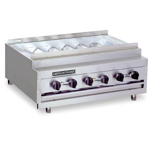 American Range ARKB-72 72in Shish Kebob Broiler Gas 12 Burners
