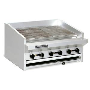American Range 48in Adjustable Top Radiant Broiler - ADJ-48
