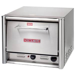 GMCW Countertop Single Pizza Oven (2) 21 Corderite Ceramic Decks - PO22