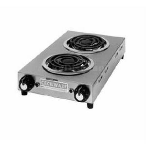 GMCW EL-1 Cecilware Short Order Single Burner Electric Stove