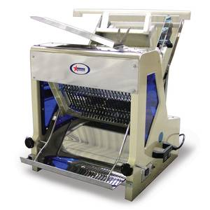 Heavy Duty Bread Slicer W/ Optional Cutting Widths - SM302**