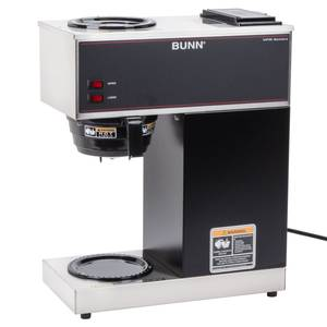Bunn 12 Cup Pourover Coffee Maker with 2 Warmers - 33200.0000