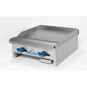 Comstock Castle EG36 36 Counter Top Gas Flat Griddle