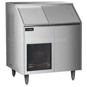 Ice-O-Matic 472lb Flake Ice Maker Self Contained Ice Machine 213lb Bin - EF450A38S