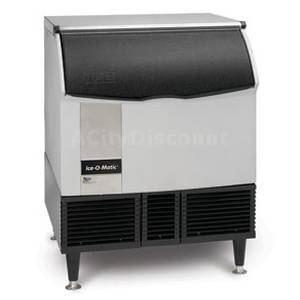 Ice-O-Matic ICEU300*W ICE Series 356lb Self-Contained 30 Water Cooled Ice Machine
