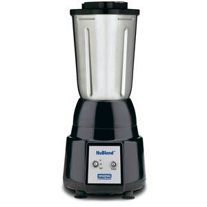Waring BB180S NuBlend Blender 1/2 HP W/ 32oz Stainless Jar NSF