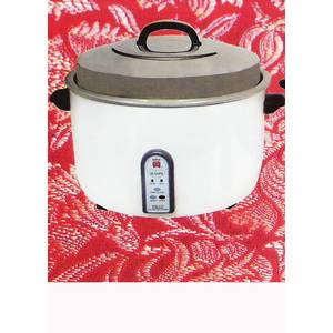 Town Food Service Equipment 57155 55 Cup Commercial Electric Rice Cooker Town