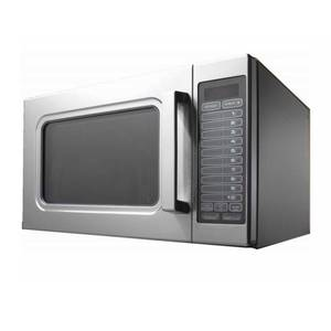 Amana ALD10T Commercial Microwave Oven 1.2 CuFt Stainless Steel 1000 Watt