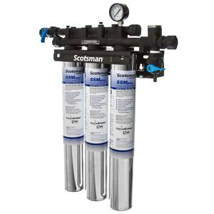 Scotsman SSM3-P Water Filter System for Ice Cube Machines Over 1300lb