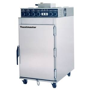 Toastmaster Countertop Stainless Cook 'N' Hold Smoker Oven w/ Humidity - ES-6