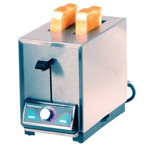 Toastmaster Two Slot Bread & Texas Toast Toaster 150 Slices / Hour - TP2