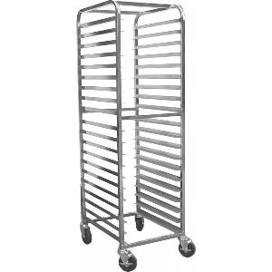 AAR-2022W All Welded Aluminum Pan Rack - Holds 20 Pans