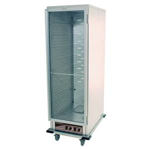 Toastmaster Insulated Heater Proofer Cabinet Mobile 34 Full Size Pans - 9451-HP34CDN