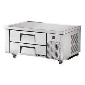 True TRCB-48 48 One Section Refrigerated Chef Base