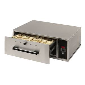 Star SDW1 S/s One Drawer, Free Standing Warming Drawer