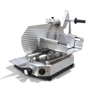 F350TCV Manual Vertical 14 Gravity Feed Meat Slicer