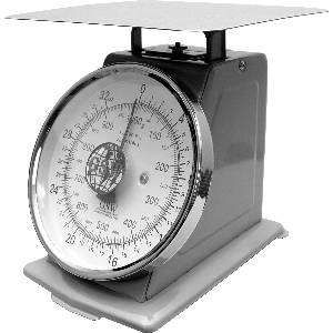 110 lb Capacity Mechanical Portion Scale - SC-P110
