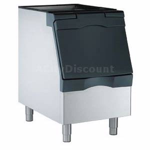 Scotsman 242lb Top-Hinged 22in Ice Bin for Top-Mounted Ice Machines - B222S