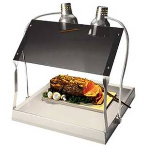 Alto Shaam 100 Hsl Bcs 2s Carving Station W 2 Heat Lamps