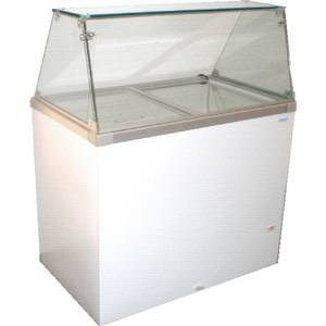 CDC-41 9.5 Cu.Ft Classic 6 Flavor Ice Cream Dipping Cabinet