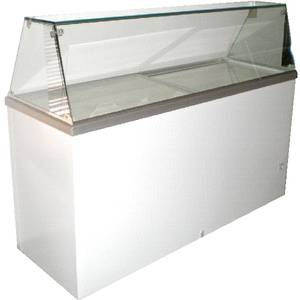 CDC-61 14.1 Cu.Ft Classic 10 Flavor Ice Cream Dipping Cabinet