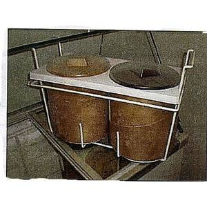 (6)280567, (6)280496, (12)CC3G Accessories Package for 12 Flavor Fricon Dipping Cabinet
