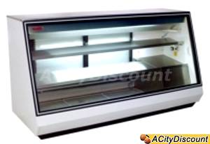 Tor-Rey Refrigeration VPM-150 25 Cu.Ft Refrigerated Deli Merchandising Display Case