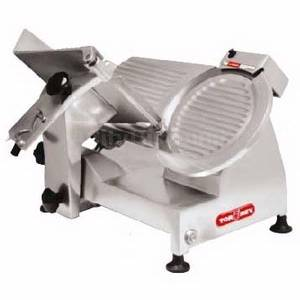 Tor-Rey USA Small Light Duty Deli Meat Slicer Belt Driven W/ 9.5 Blade - RB-250