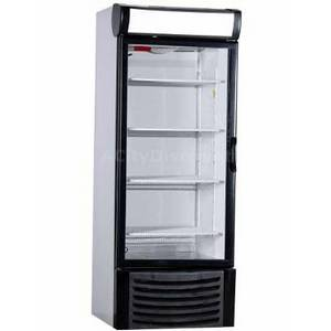Tor-Rey Refrigeration R-16 16 Cu.Ft Merchandising Display Cooler W/ Single Glass Door