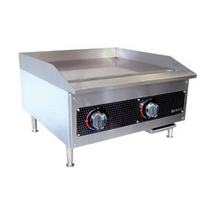 Anvil America FTG9036 Commercial Kitchen 36 Gas Flat Top Griddle Grill