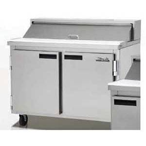 Migali Commercial 46.5 Sandwich Salad Prep Unit Cooler 12 Pans - CA4-12