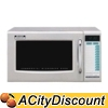Sharp R21LTF Stainless Steel Commercial Microwave Oven 1000 Watts