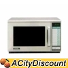 Sharp Stainless Steel Commercial Microwave Oven 2100 Watts - R25GTF