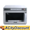 Sharp R-CD1800M TwinTouch Commercial Microwave Oven 1800 Watt