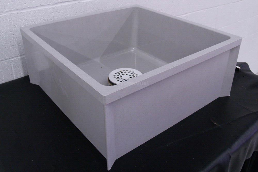 Used Zurn Commercial Restaurant Kitchen Mop Utility Sink