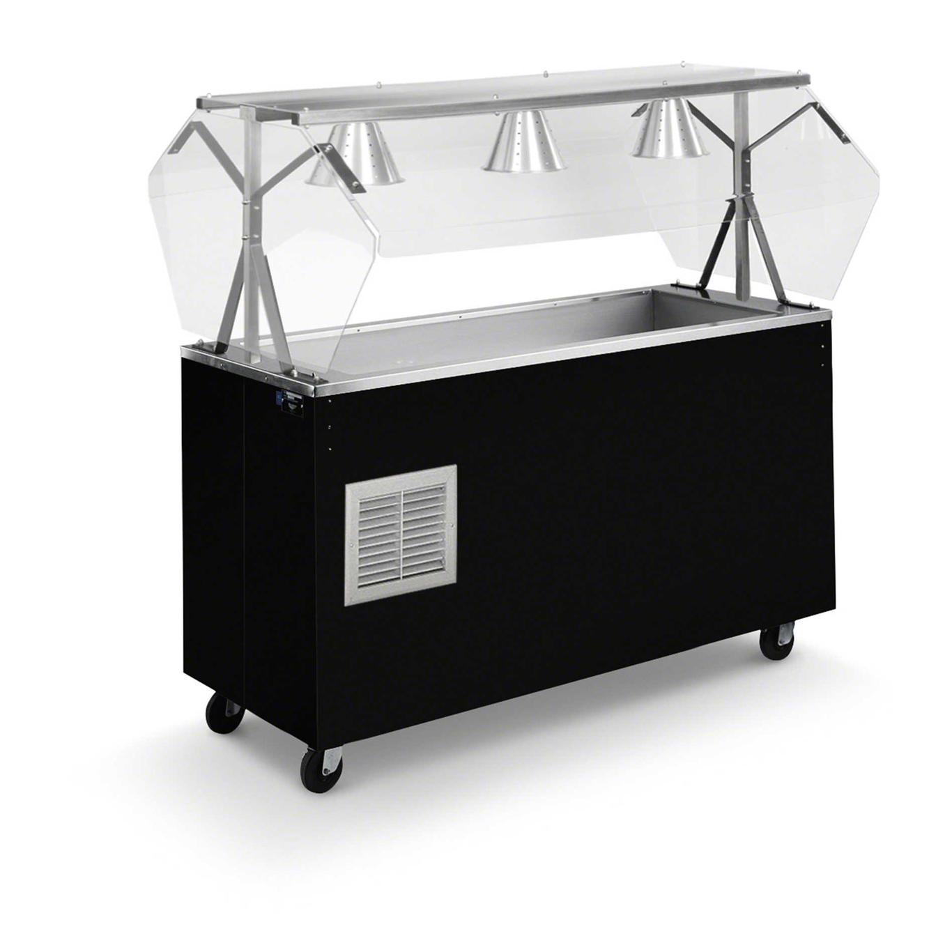 Vollrath R3871660 60 Quot Mobile Refrigerated Food Station