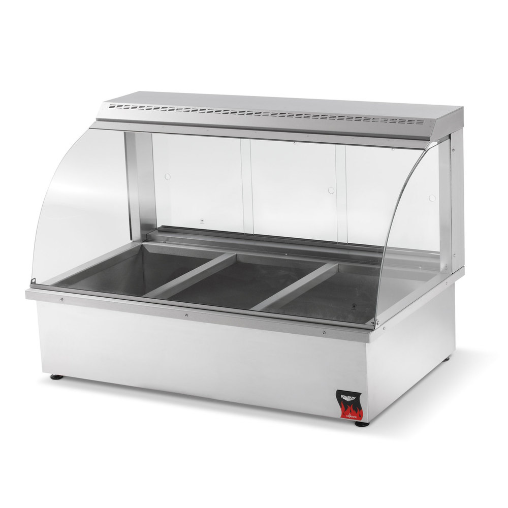 Vollrath 40732 Bain Marie 43 Quot W Hot Food Display Case