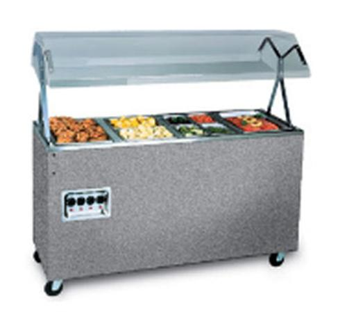 Granite City Coupons >> Vollrath T38732 4 Well Granite Portable Hot Food Steam