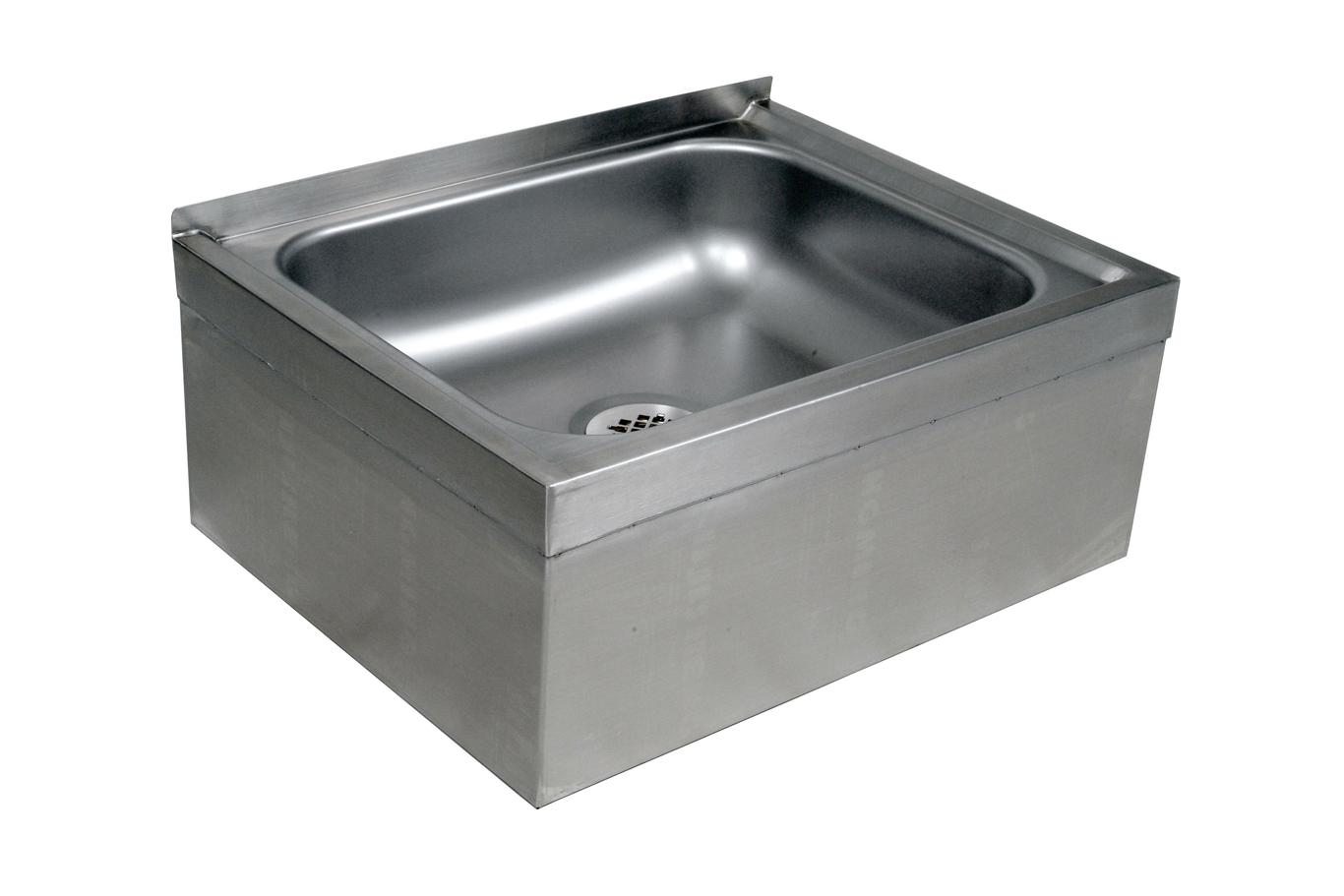 Stainless Mop Sink : ... Boos EMS-2016-6 Stainless 20